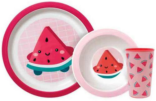 Kit Refeição Frutti - Melancia
