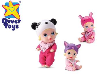 Little Dolls Soninho (Faz Xixi) 8019 *Unidade* Diver Toys-850