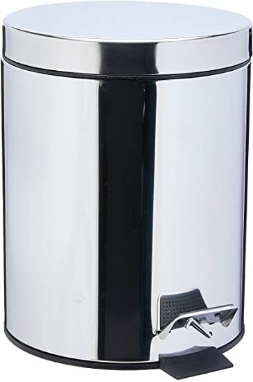 Lixeiro de Aço 5 litros