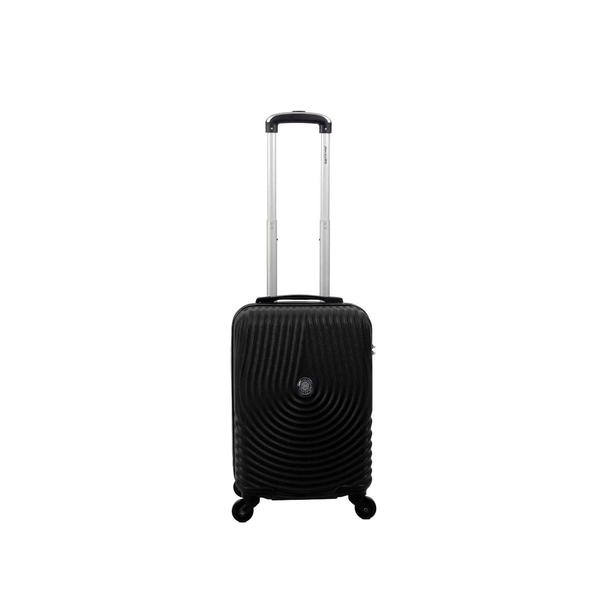 Mala Preta De Viagem Pequena Preta ABS - Santino - 26660