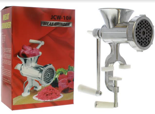 Maquina para Picar Carne de Alumínio
