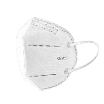 Máscara De Proteção Fácil  4 Camadas KN95*Saúde*-6665