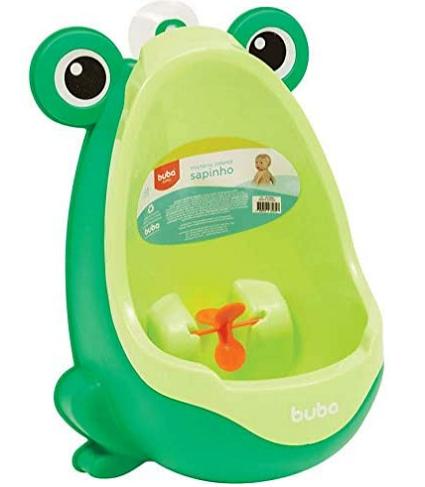Mictório Infantil Sapinho Verde Buba-6813