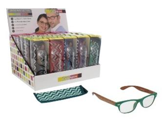 Óculos de Grau para Leitura Cores Diversas
