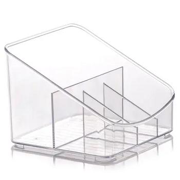 Organizador Diamond Com Divisoria 18x17 13 Cm 30