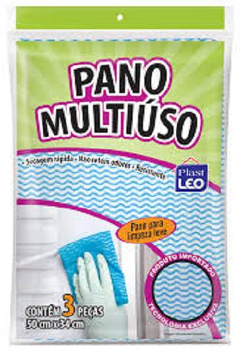 Pano Multiuso 3 Peças -  5419