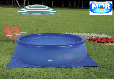 Piscina Splash Fun 3,60mx76cm 6.700 Litros - MOR - 6895