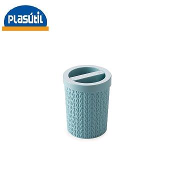 Porta Cotonete Trama B1 Plasútil -3849