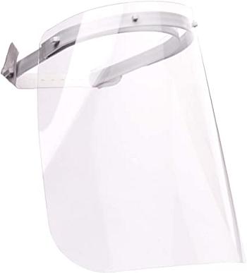 Protetor Facial 135x175x240mm  com o elástico