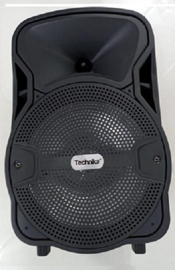 Rádio Portátil  USB/SD(TF) FUNÇÃO KARAOKE/BLUETOOTH/AUXILIAR/FM-5523
