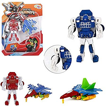 Robô Mega Hero Super Fighte Wellmix-3202