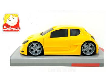 Speedy Car C/Roda Livre -  Silmar Brinquedos 810