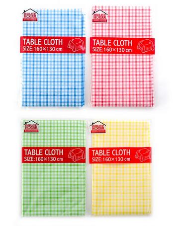Toalha Plástica Para Mesa 1,60x 1,30m Estampas Sortidas