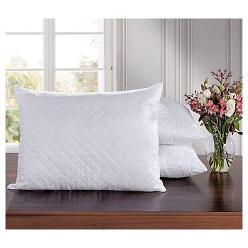 Travesseiro Eco 45x65Cm Branco-4442