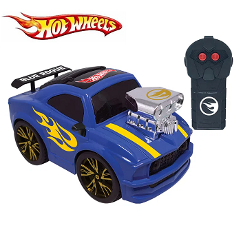 Veiculo Juggler Rc 3 Func Pilhas Hot Wheels   - 4556