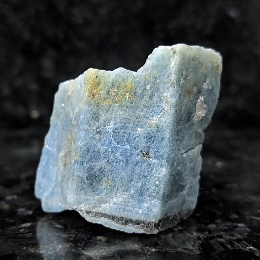 Água Marinha Azul Prismática - 5,2 cm