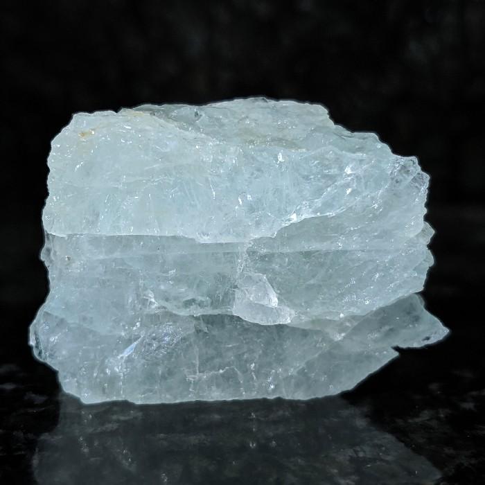 Água marinha (berilo azul) - 4,7 cm