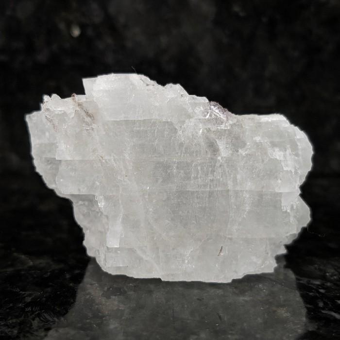 Albita com mica - 6,7 cm