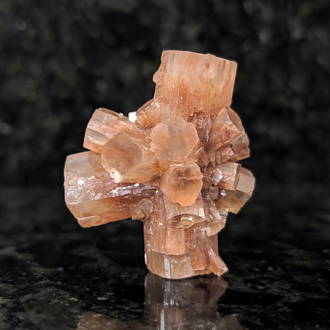 Aragonita sputnik - 3,6 cm