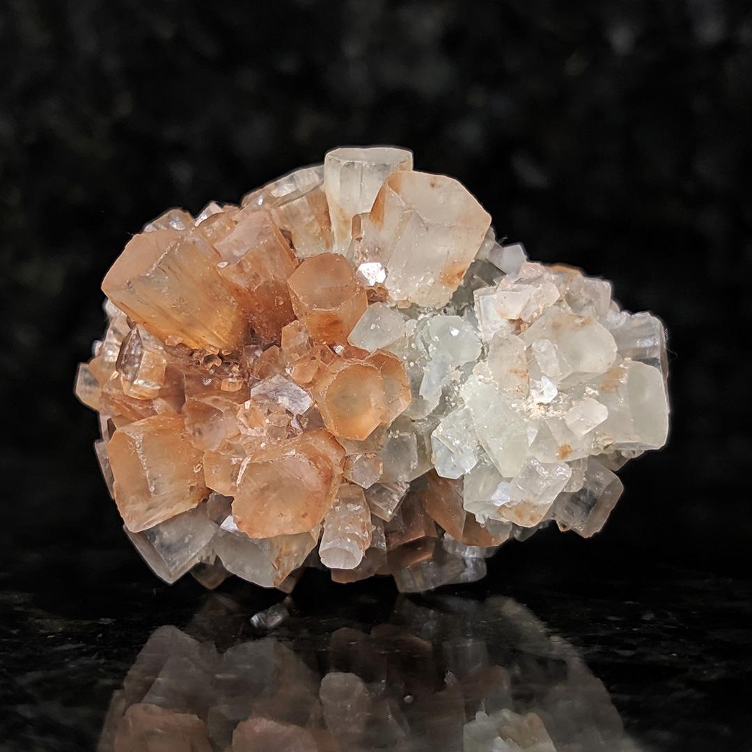 Aragonita sputnik - 4,2 cm