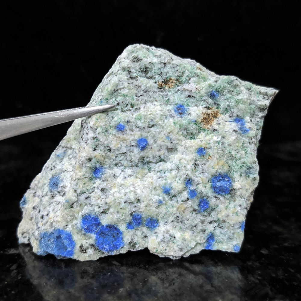 Azurita K2 Stone - 7,8 cm