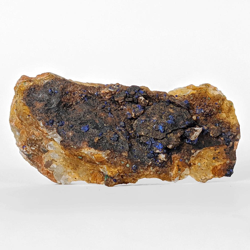 Azurita na matriz - 7 cm