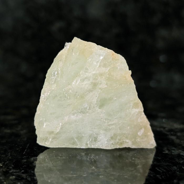 Berilo esverdeado - 3 cm