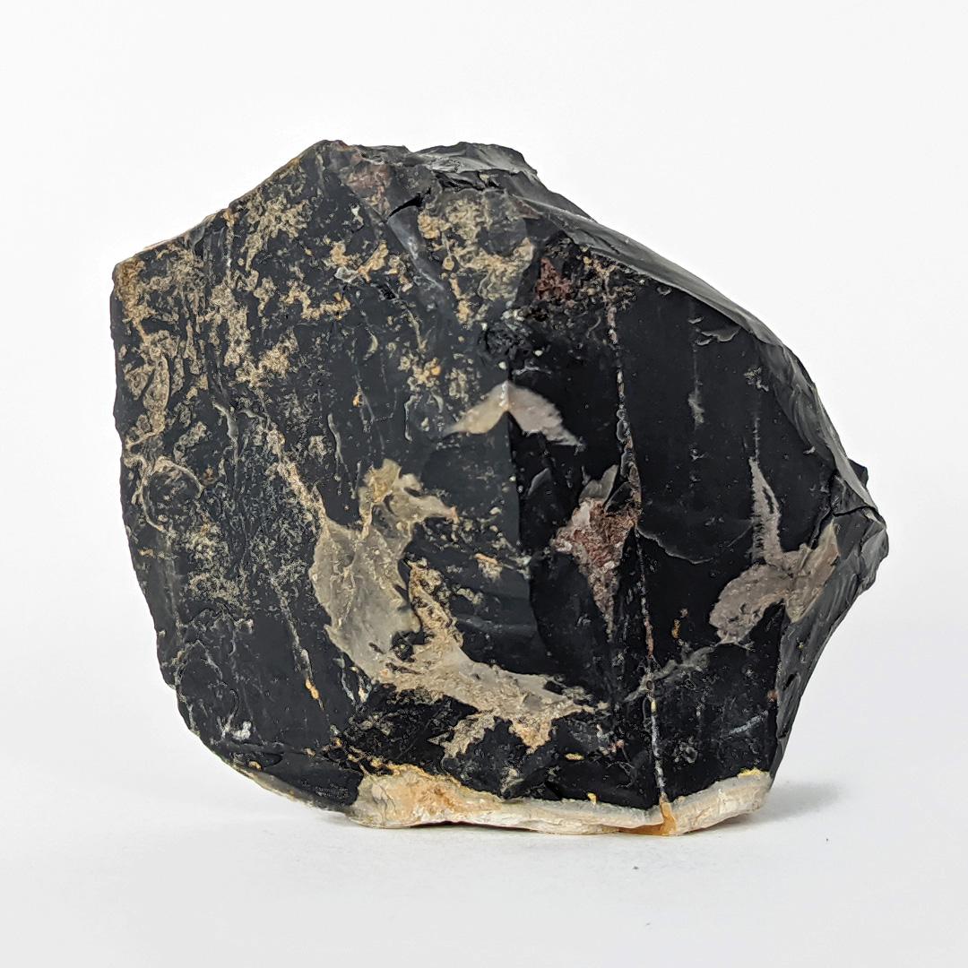 Calcedônia preta (ônix) - 5,8 cm