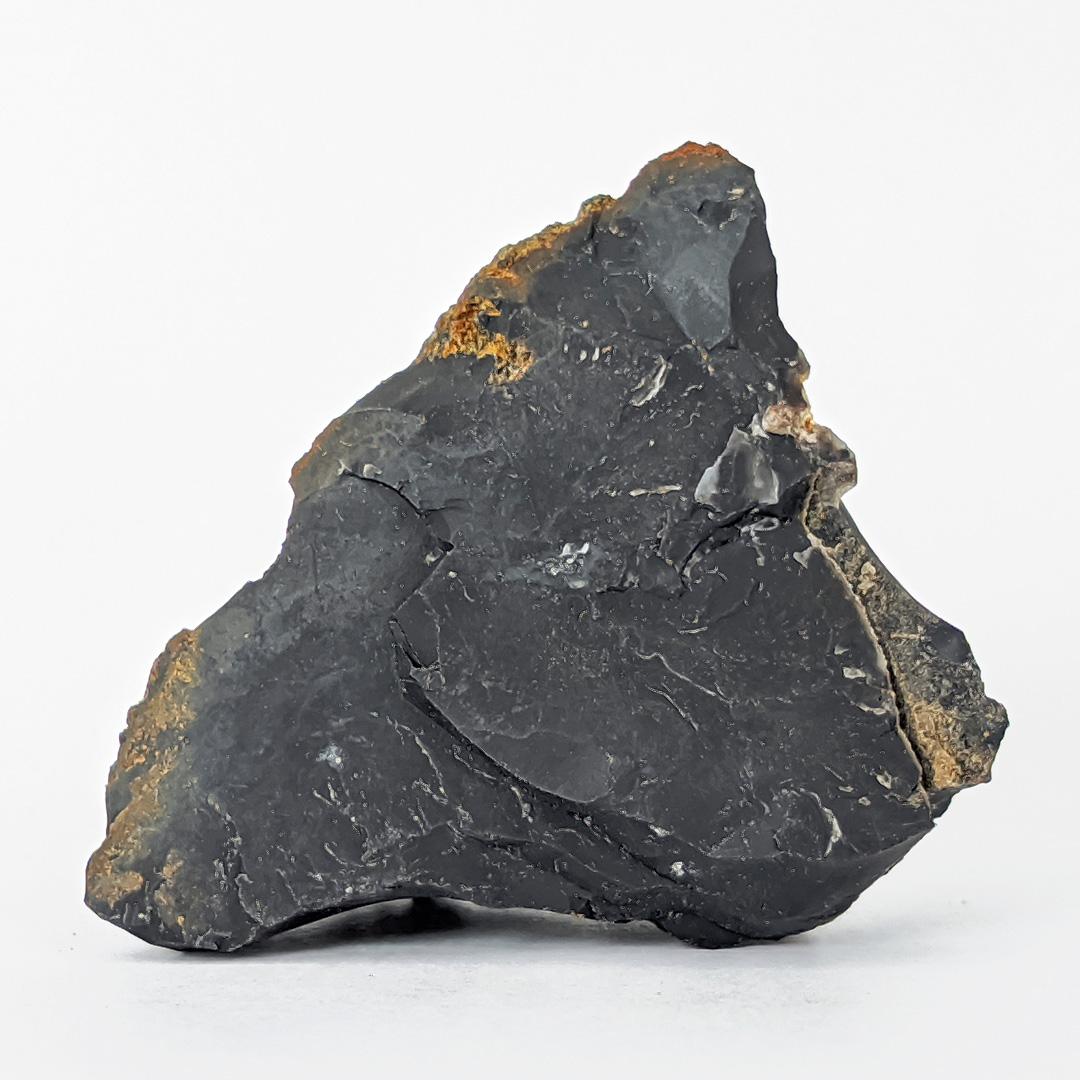 Calcedônia preta (ônix) - 6,2 cm