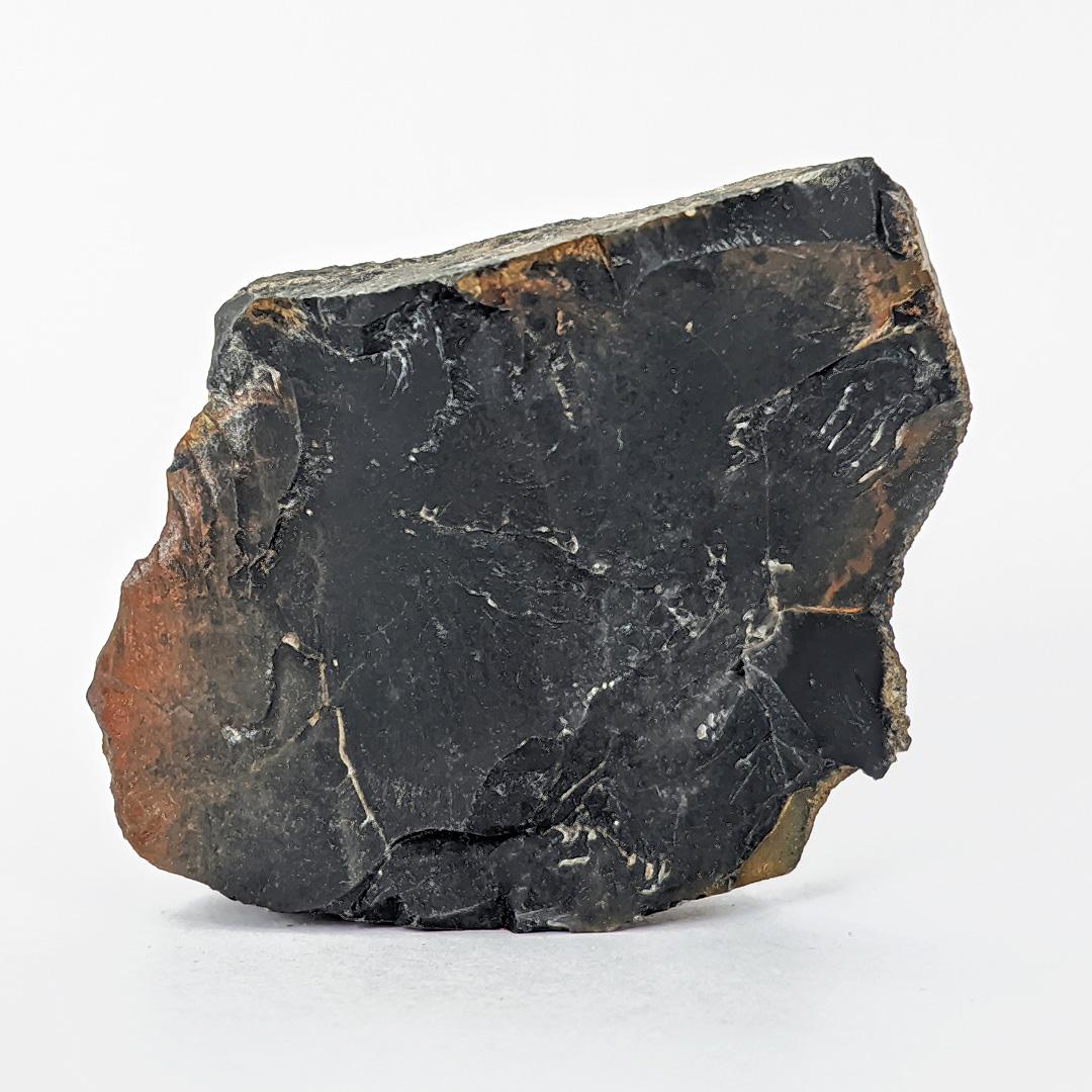 Calcedônia preta (ônix) - 6,8 cm