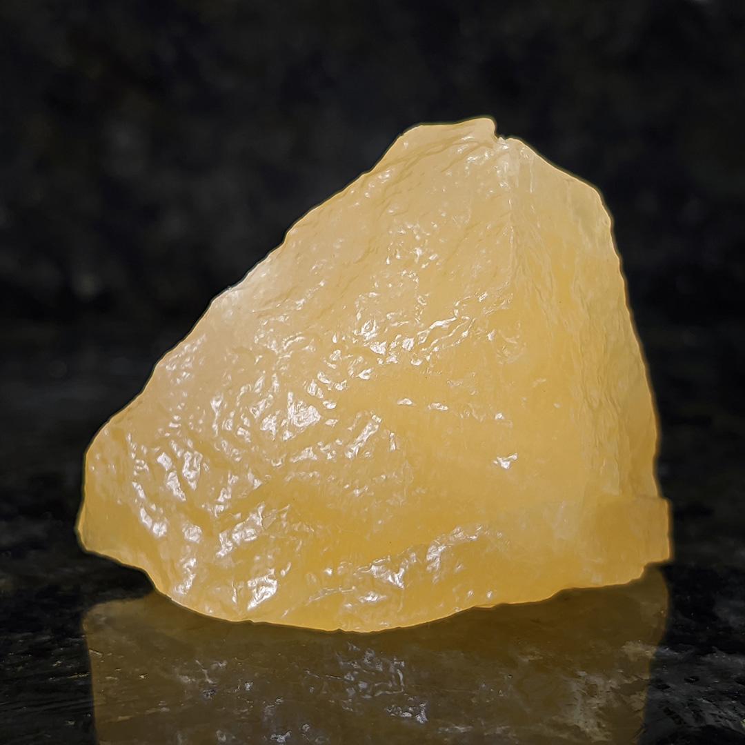 Calcita Amarela-Alaranjada - 4,8 cm