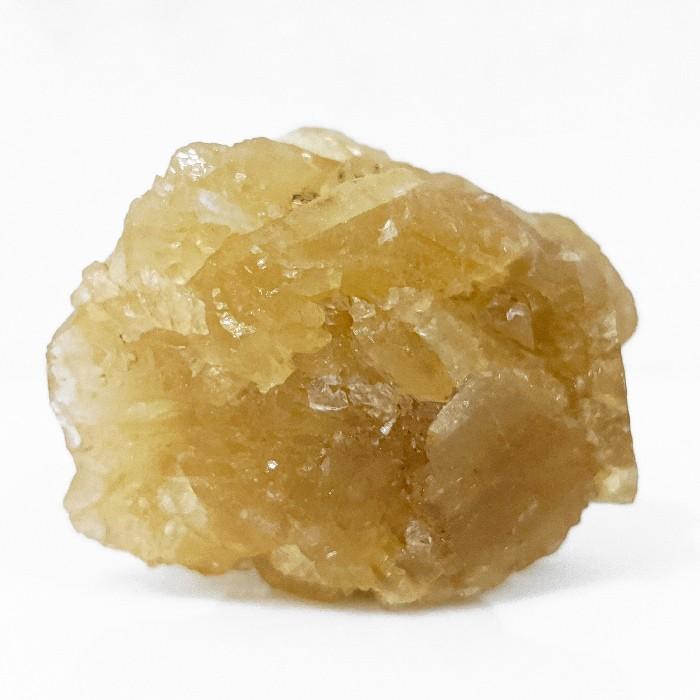 Calcita amarela 'mel' - 4,9 cm