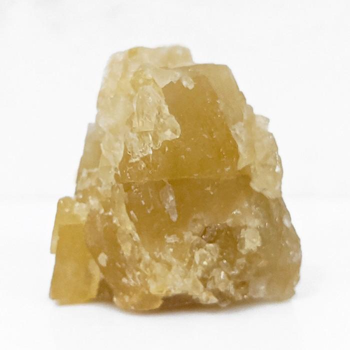 Calcita amarela 'mel' - 5,3 cm