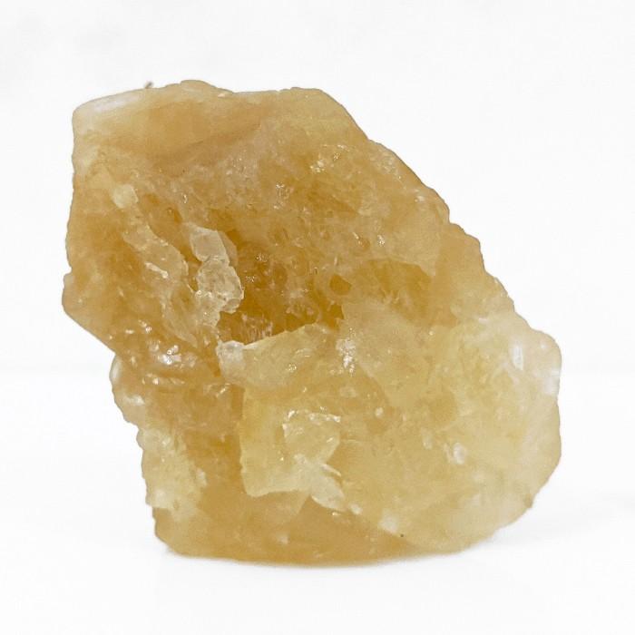 Calcita amarela 'mel' - 6,6 cm
