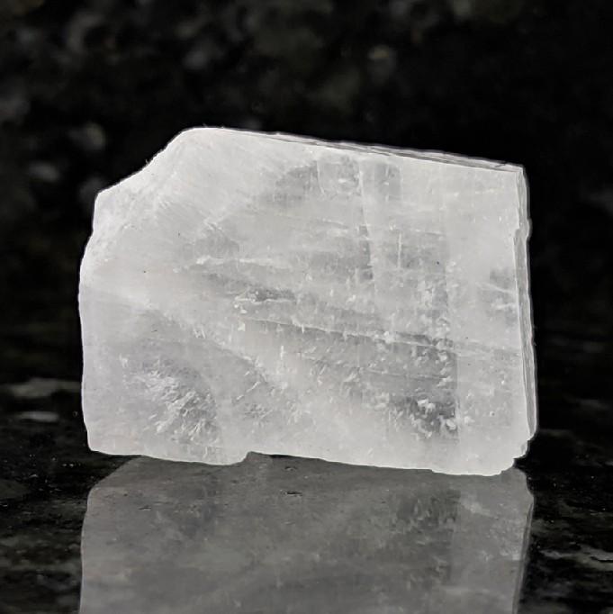 Calcita branca romboédrica - 4,2 cm