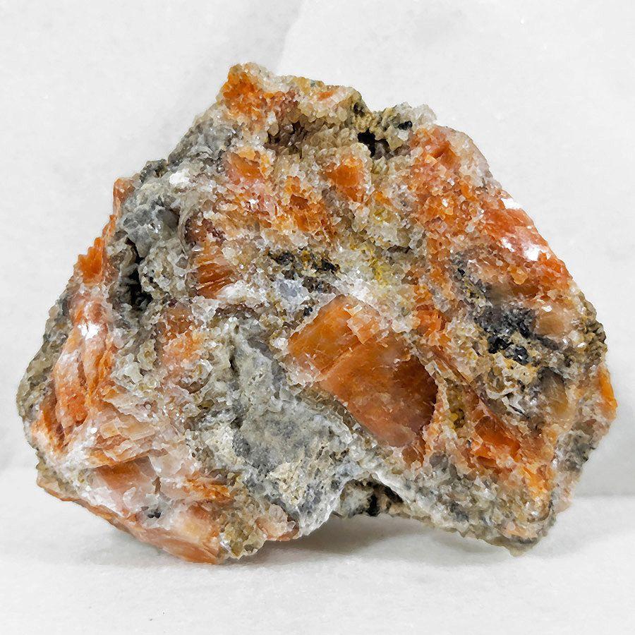 Calcita laranja - 9,5 cm