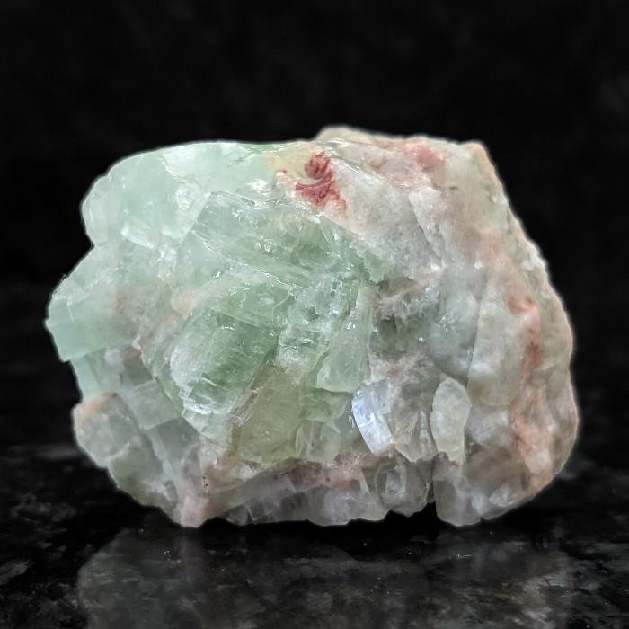 Calcita verde - 5 cm