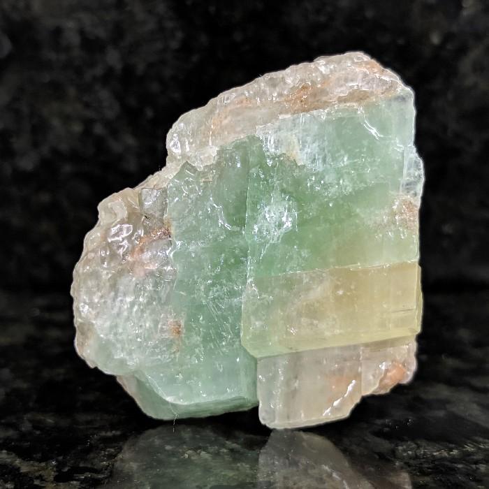 Calcita verde - 6,5 cm