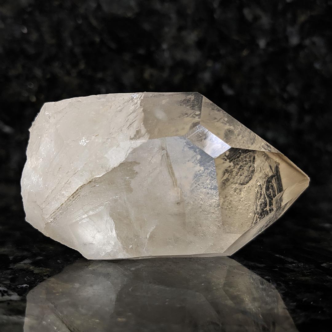 Citrino natural (ponta) - 6,2 cm