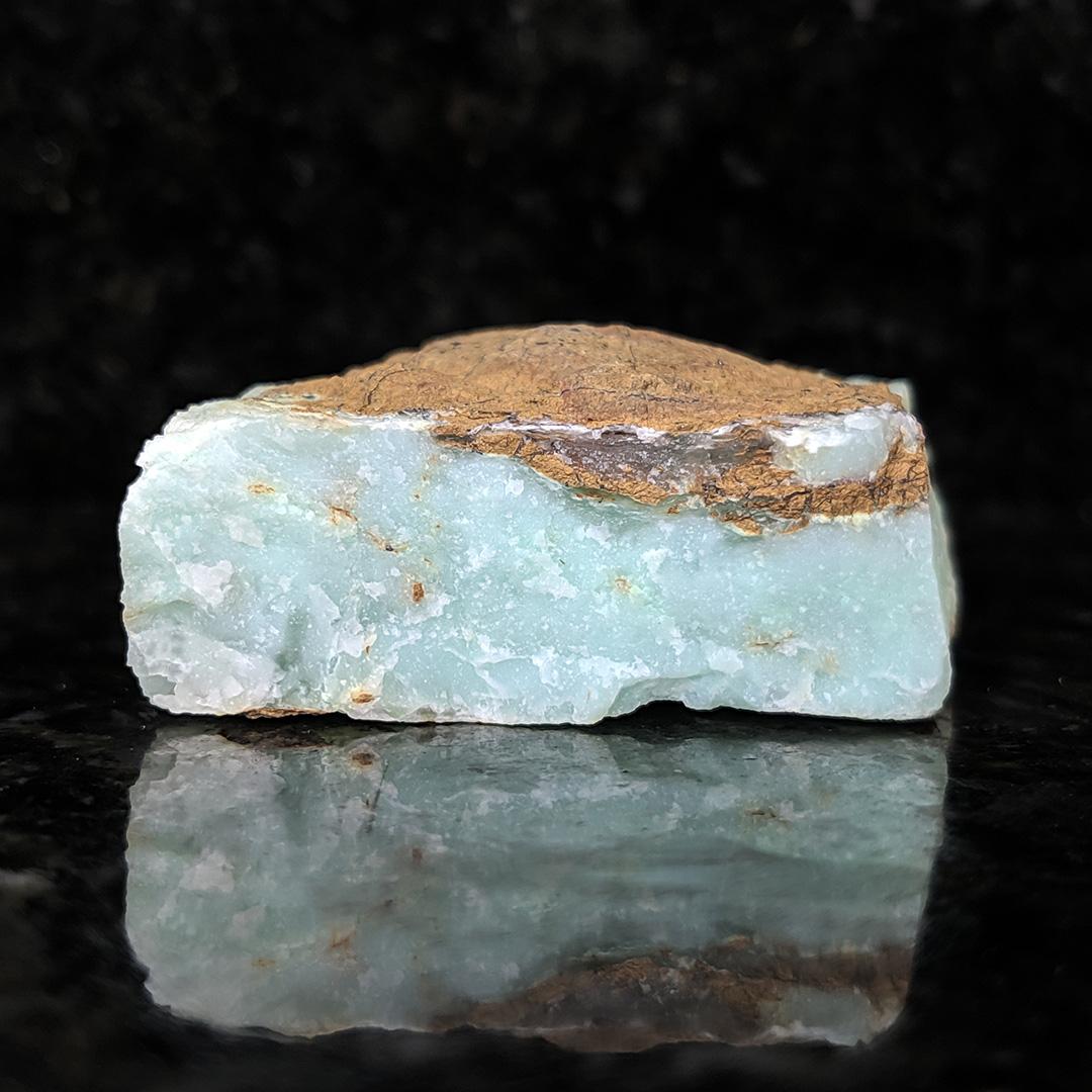 Crisoprásio - 6,2 cm