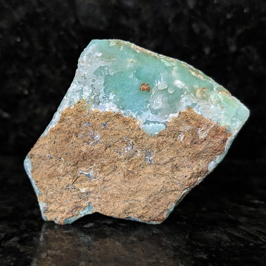 Crisoprásio - 6,5 cm