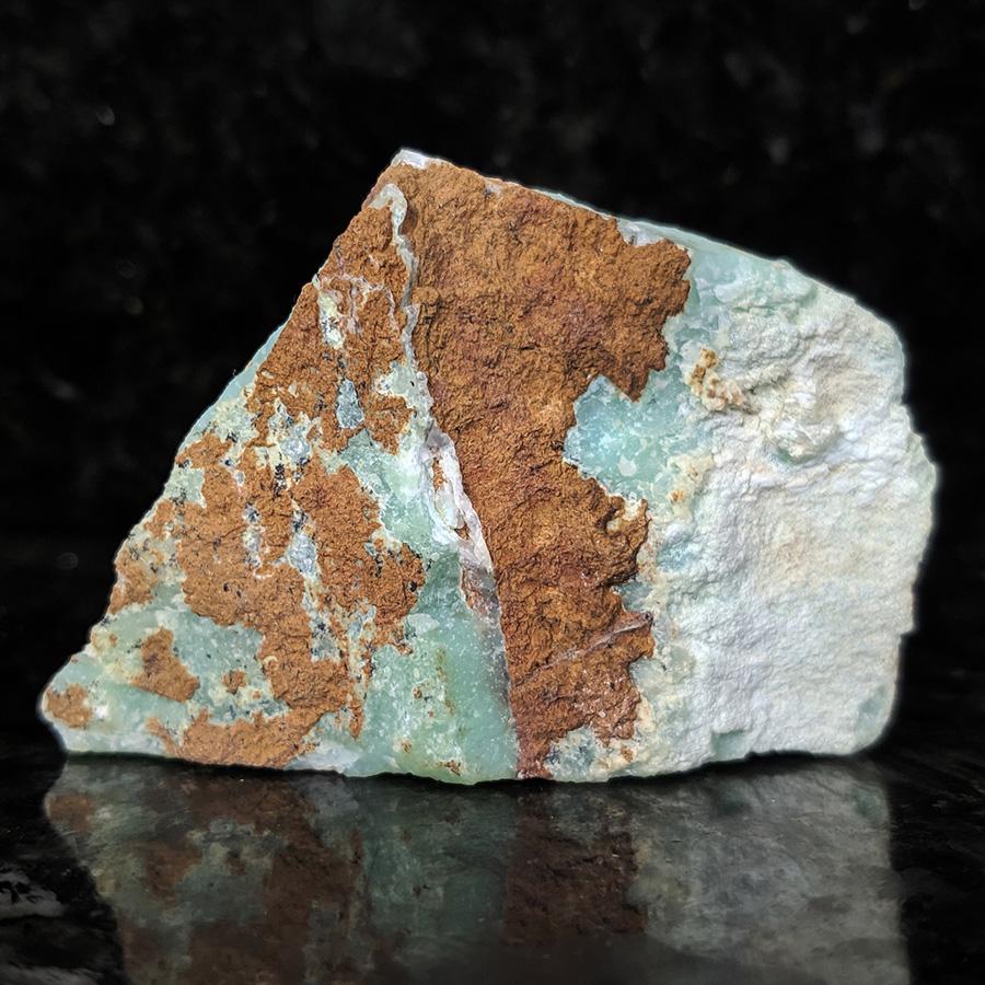 Crisoprásio - 7,4 cm
