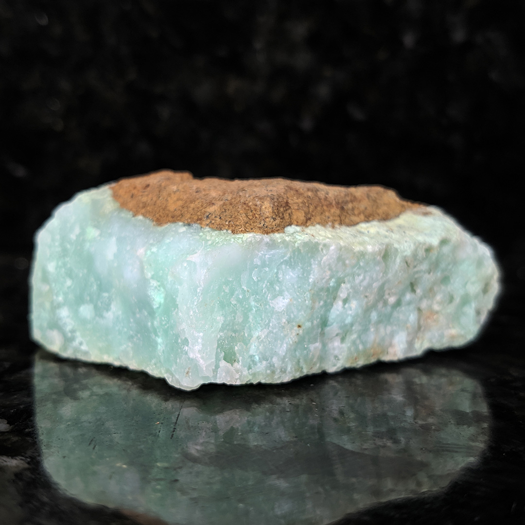 Crisoprásio - 7 cm