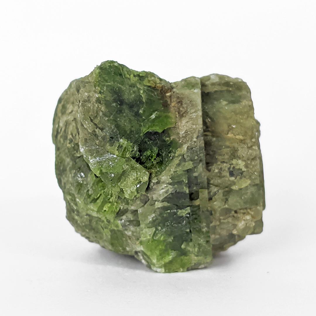 Diopsídio verde - 5,1 cm