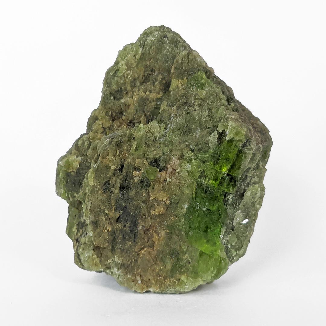 Diopsídio verde - 6,3 cm