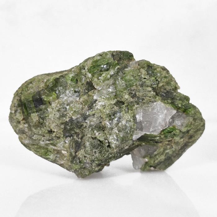 Diopsídio verde - 6,7 cm