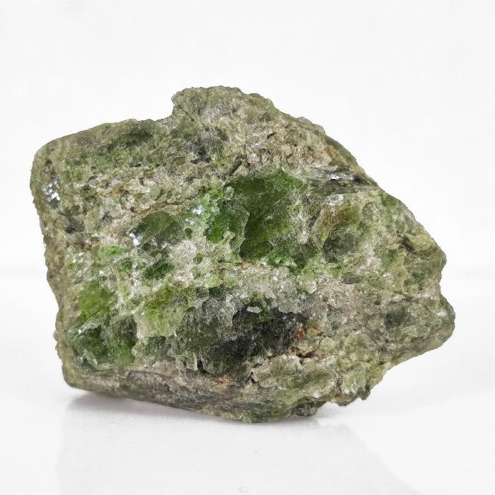 Diopsídio verde - 6 cm