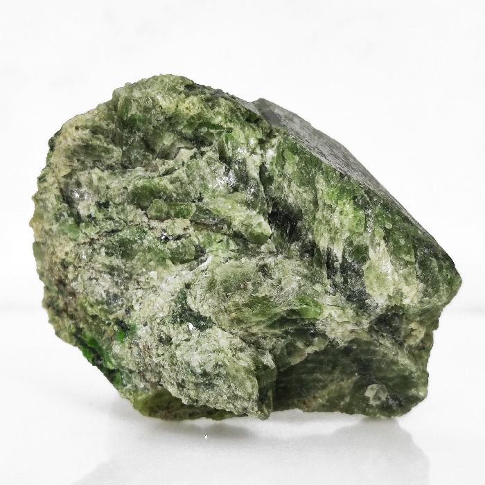 Diopsídio verde - 7,2 cm