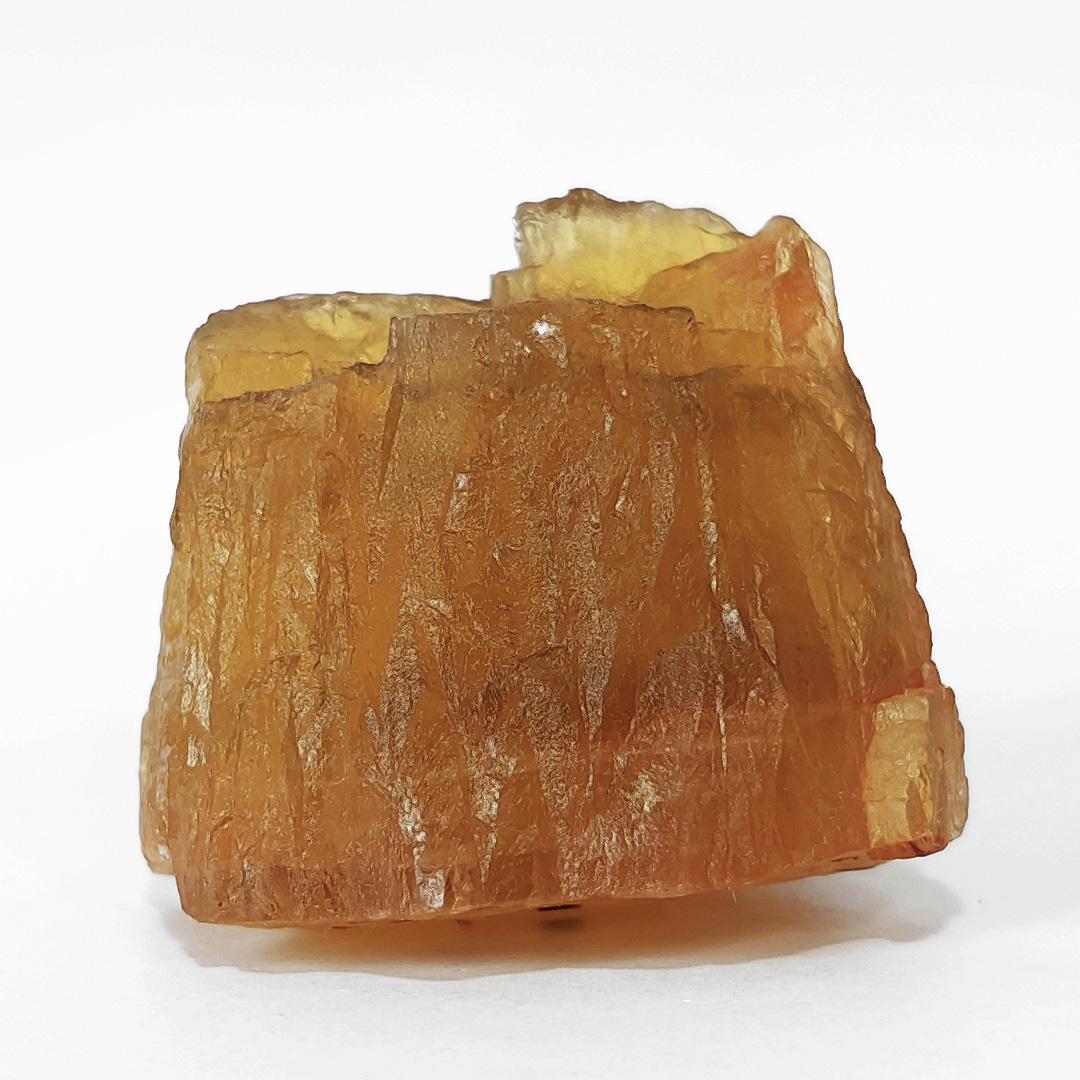 Fluorita Amarela Mel - 5,3 cm