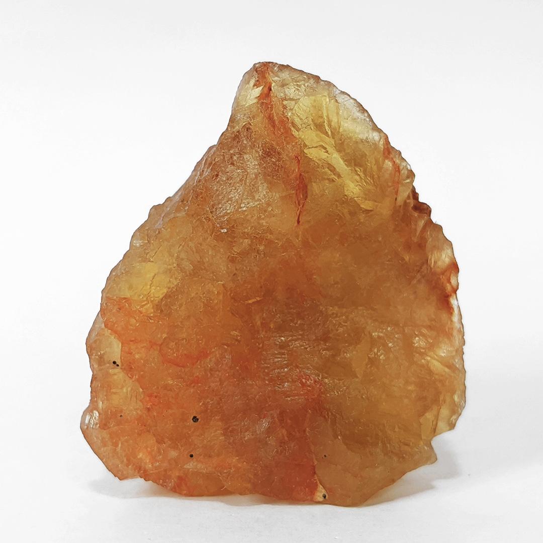 Fluorita Amarela Mel - 5,5 cm